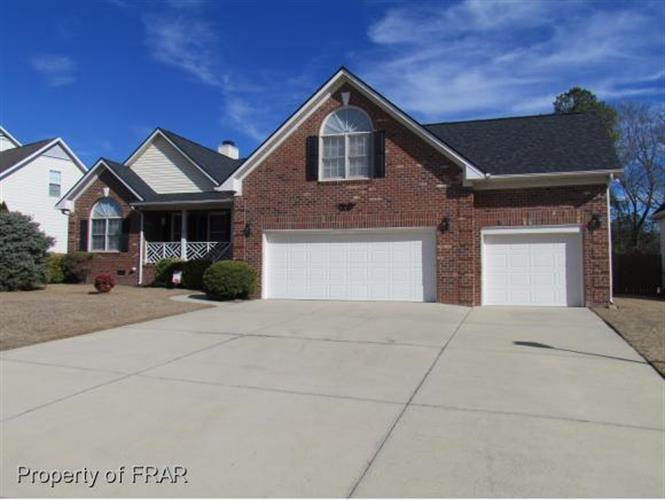 2831 MARCUS JAMES DRIVE, Fayetteville, NC 28306