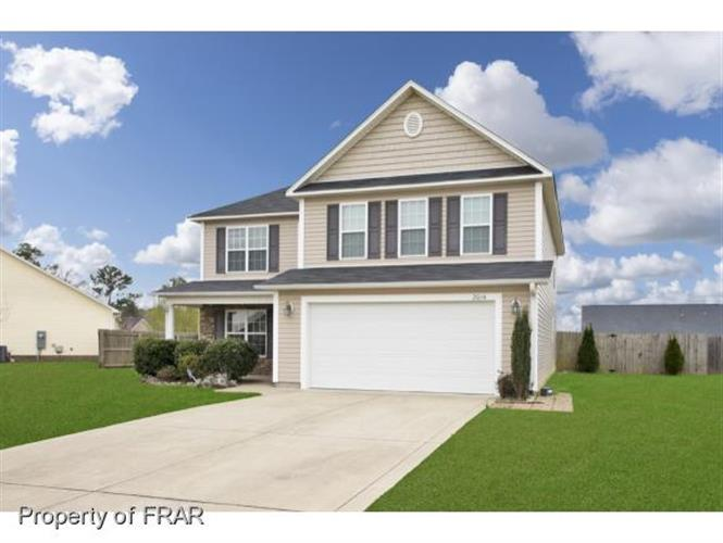 2014 TINMAN DR, Fayetteville, NC 28314