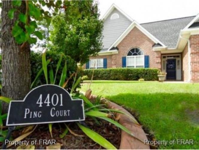 4401 PING COURT, Fayetteville, NC 28312