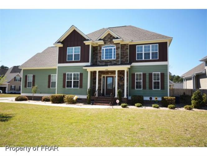 4020 FALLBERRY DRIVE, Fayetteville, NC 28306 - Image 1