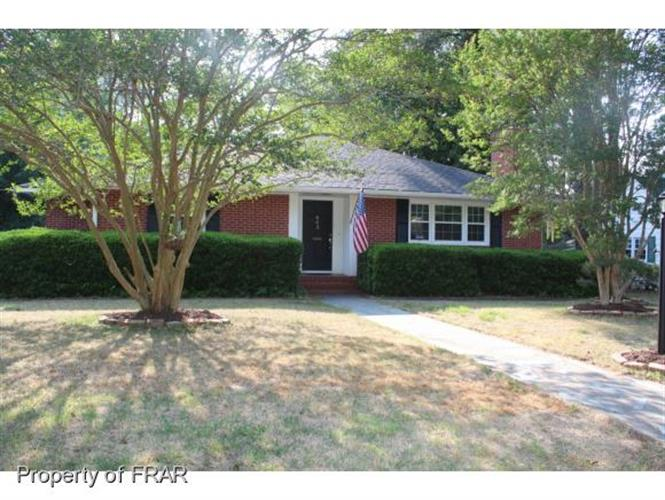 603 MARTINE, Fayetteville, NC 28305
