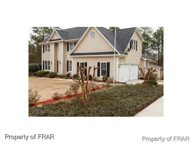 605 FOXLAIR DR., Fayetteville, NC 28311