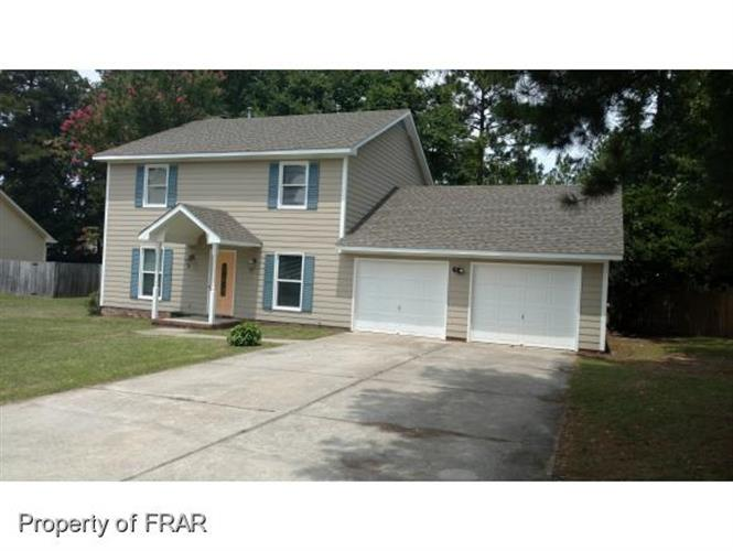 2512 LULL WATER, Fayetteville, NC 28306