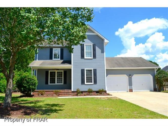 154 TWELVE OAKS RD, Raeford, NC 28376