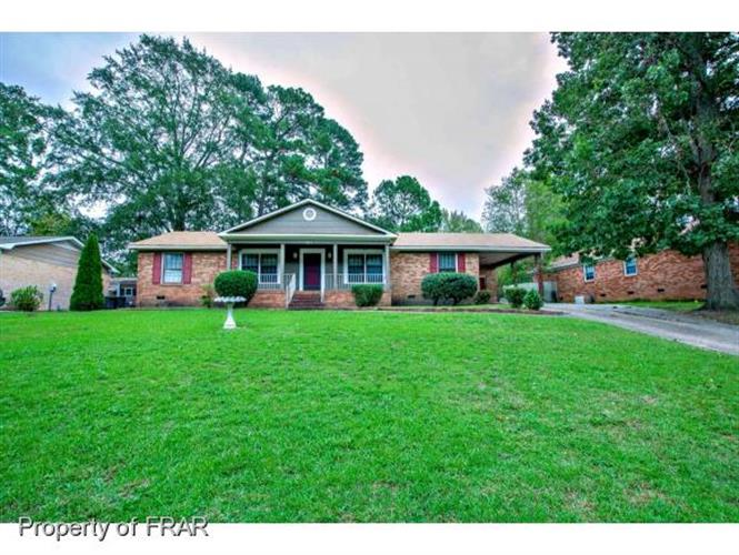 5249 COVENWOOD DRIVE, Fayetteville, NC 28303 - Image 1