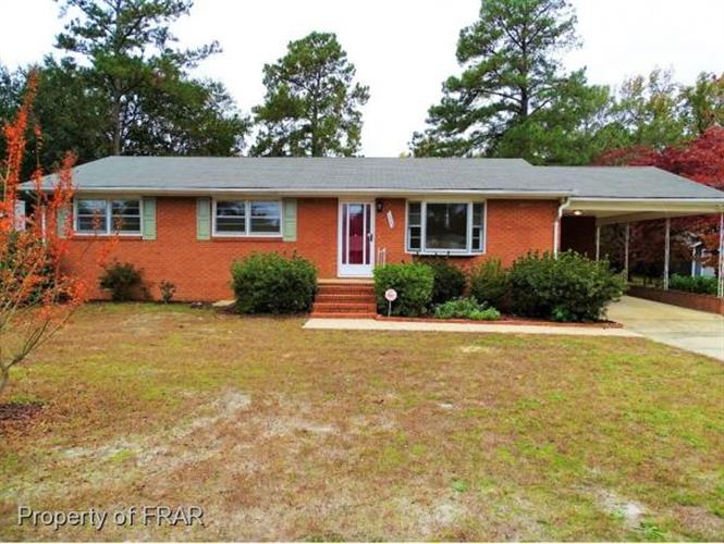 1309 EVERGLADES DRIVE, Fayetteville, NC 28303