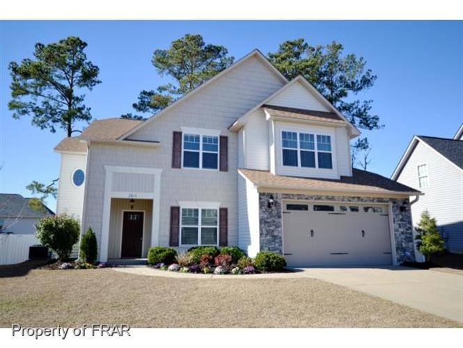 2814 TRUEWINDS DR, Fayetteville, NC 28306 - Image 1