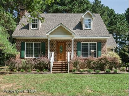 1210 PINEBURR LN  Sanford, NC MLS# 524456