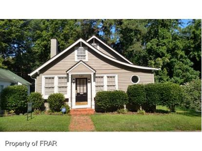 121 HINSDALE AVE  Fayetteville, NC MLS# 525008