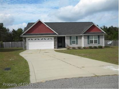 2106 CRAIN CT  Fayetteville, NC MLS# 543682
