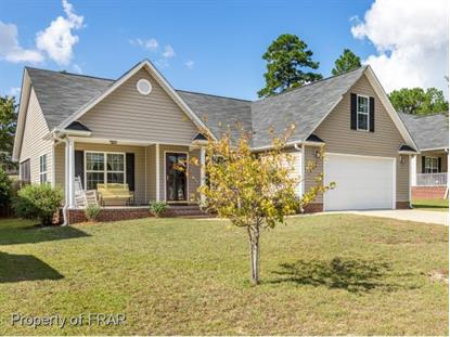 3532 AMBITION ROAD  Fayetteville, NC MLS# 550364