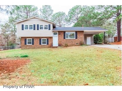 3324 SEVEN MOUNTAIN DR  Fayetteville, NC MLS# 554700