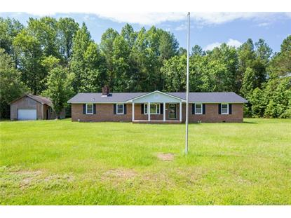 1614 Joe Hall Road Hope Mills, NC MLS# 610091