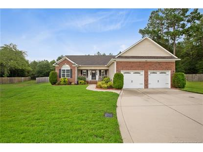 1733 Thunder Gulch Trail Hope Mills, NC MLS# 610488