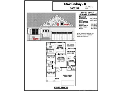 915 Grameta Lane Lillington, NC MLS# 641570