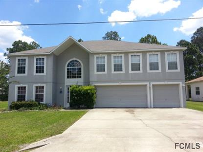 5 Slingshot Court  Palm Coast, FL MLS# 214086