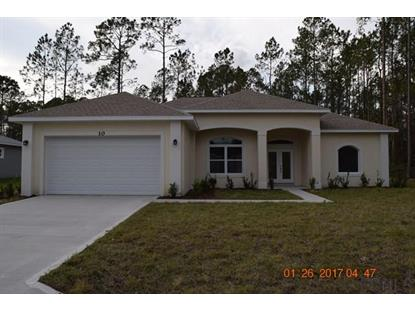 10 Edgemont Ln  Palm Coast, FL MLS# 224841