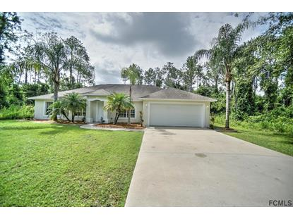 16 Kashmir Trail  Palm Coast, FL MLS# 241879