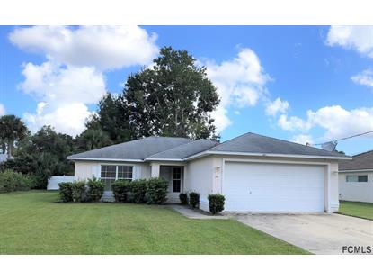 19 Round Mill Lane  Palm Coast, FL MLS# 243995