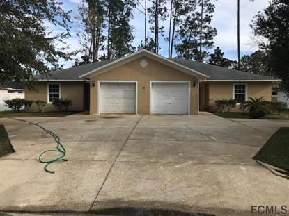12 Emerald Lane  Palm Coast, FL MLS# 244909