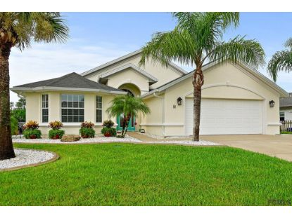 8 Coleridge Court  Palm Coast, FL MLS# 259431