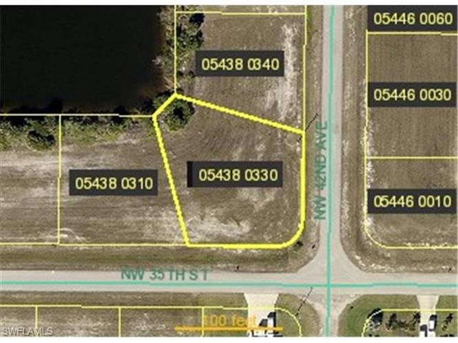 3504 NW 42nd AVE, Cape Coral, FL 33993