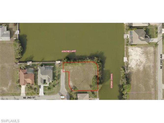 2217 NE 2nd ST, Cape Coral, FL 33909