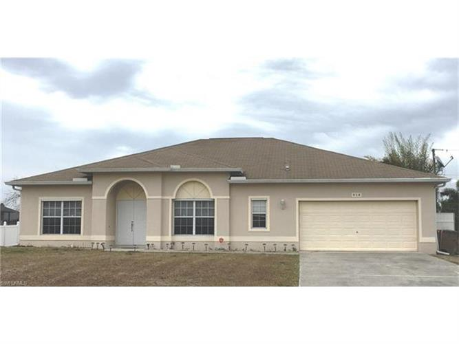 914 Abrams BLVD, Lehigh Acres, FL 33971