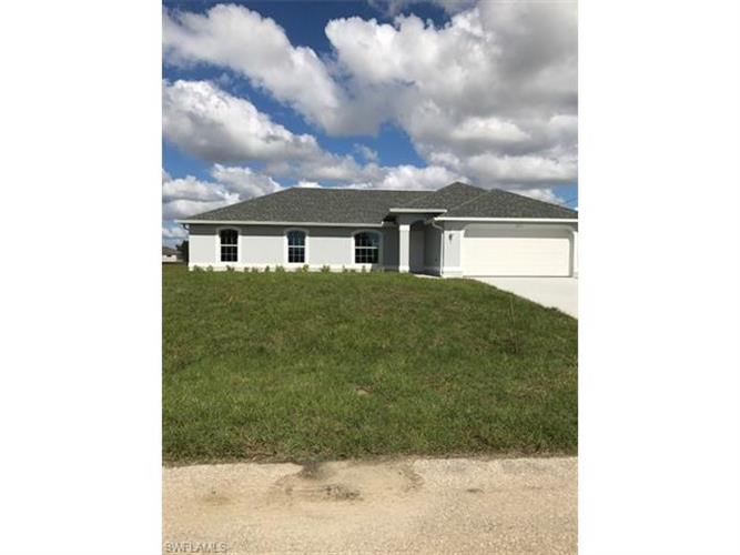 2013 SW Embers TER, Cape Coral, FL 33991
