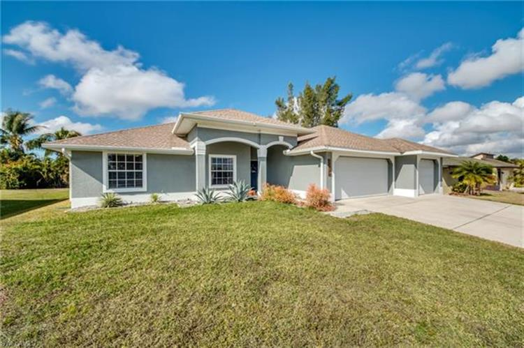 3434 SW 11th AVE, Cape Coral, FL 33914