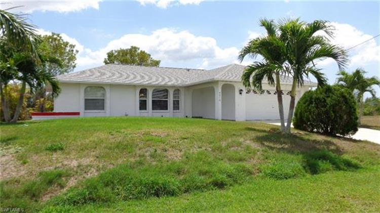 4316 NW 24th TER, Cape Coral, FL 33993