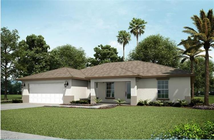 2827 NW Embers TER, Cape Coral, FL 33993