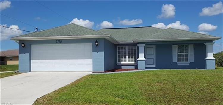 2718 56th ST W, Lehigh Acres, FL 33971
