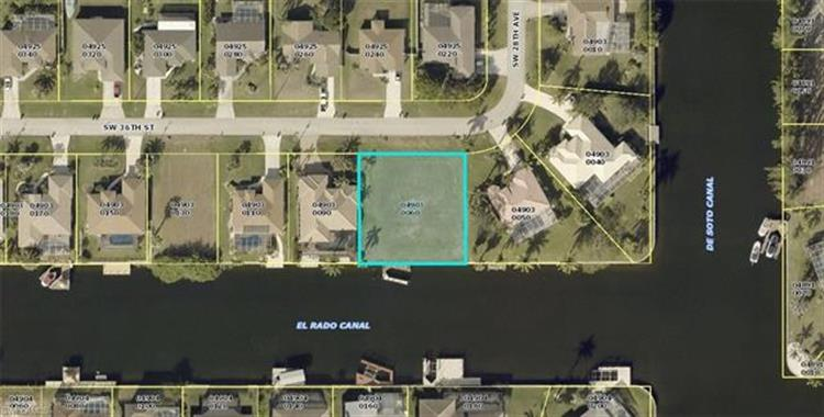 2804 SW 36th ST, Cape Coral, FL 33914