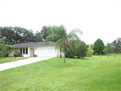 18640 Telegraph Creek LN Alva, FL MLS# 216050550