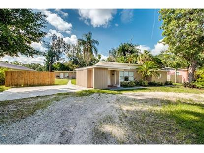3818 Seminole AVE Fort Myers, FL MLS# 217048591