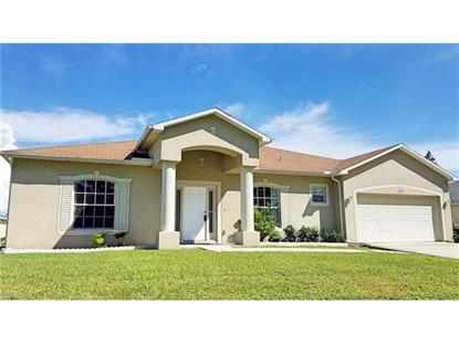 1217 NW 26th PL Cape Coral, FL MLS# 217054925