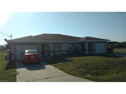 745/747 Homer AVE S Lehigh Acres, FL MLS# 217056347