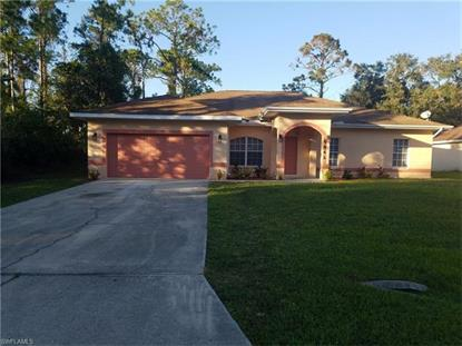 5542 Billings ST Lehigh Acres, FL MLS# 217070664