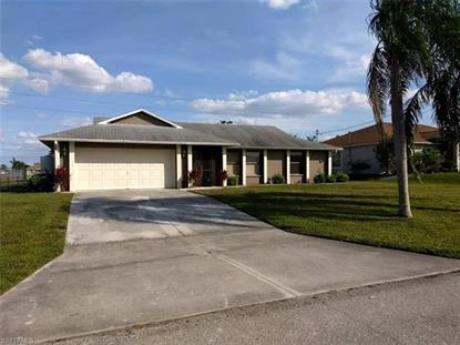 1529 NW 24th PL Cape Coral, FL MLS# 218004323