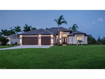 1603 NW 42nd PL Cape Coral, FL MLS# 218005032
