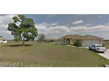 2609 NW 5th PL Cape Coral, FL MLS# 218030780