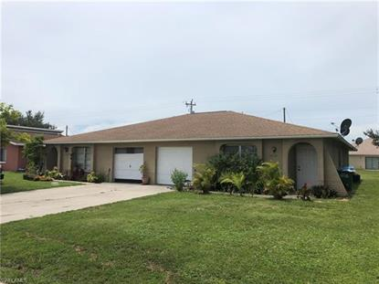3216/3218 Santa Barbara BLVD Cape Coral, FL MLS# 218050742