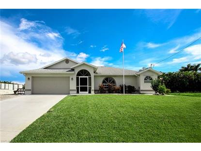 1720 SW 54th ST Cape Coral, FL MLS# 218056330