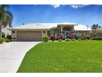 2818 SW 40th ST Cape Coral, FL MLS# 218062796