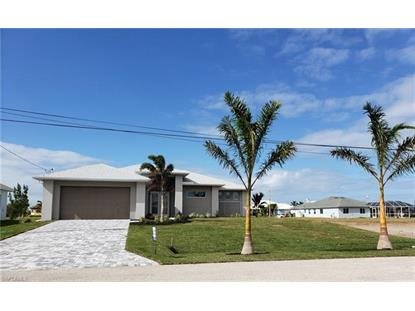 1618 NW 42nd PL Cape Coral, FL MLS# 218069122