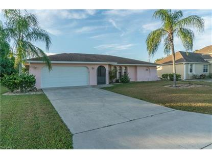 1134 SE 35th TER Cape Coral, FL MLS# 218080212