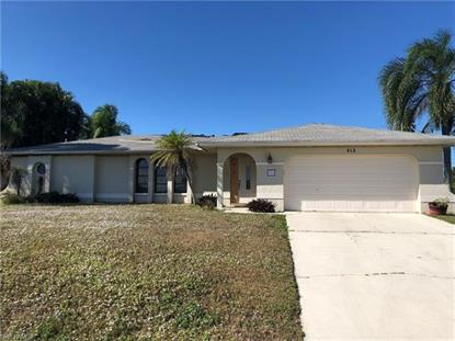 412 NE 18th PL Cape Coral, FL MLS# 218080879