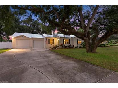 1654 Marlyn RD Fort Myers, FL MLS# 218081972