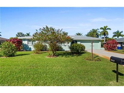 1543 Woodwind CT Fort Myers, FL MLS# 219006406